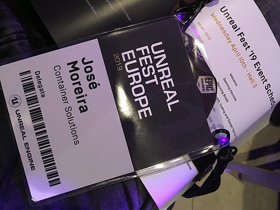 There and Back Again: A CN Engineer's Journey to Unreal Fest