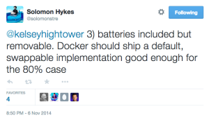 Docker announces first plugins