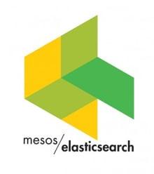 Elastic logo - Mesos Usability