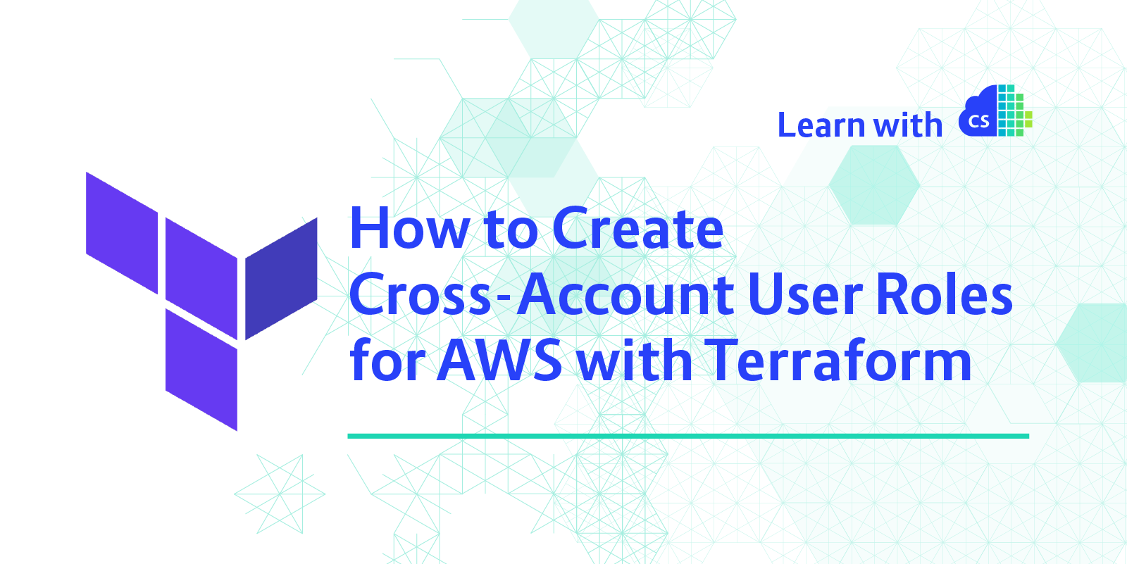 How to Create Cross-Account User Roles for AWS with Terraform
